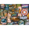 Realtree - Off to the Lakehouse 1000 Piece Jigsaw Puzzle