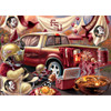 NCAA Florida State Gameday 1000 Piece Puzzle