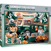 NCAA Michigan State Gameday 1000 Piece Puzzle