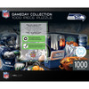 NFL Seattle Seahawks Gameday 1000 Piece Puzzle