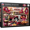 NFL San Francisco 49ers Gameday 1000 Piece Puzzle
