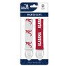 Baby Fanatic NCAA Alabama 2-Pack Pacifier Clips
