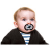 Baby Fanatic NFL Carolina Panthers 2-Pack Pacifiers