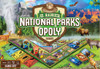 National Parks Opoly Junior Board Game