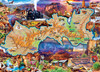 National Parks - Grand Canyon 1000 Piece Puzzle