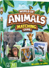 World of Animals Matching Card Game Travel Size