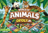 World of Animals Opoly Junior Board Game
