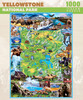 National Parks - Yellowstone 1000 Piece Puzzle