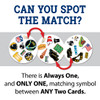 Can You Spot the Match?