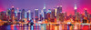 Cityscapes - New York 1000 Piece Panoramic Jigsaw Puzzle