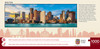 Cityscapes - Boston 1000 Piece Panoramic Jigsaw Puzzle