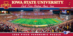 Iowa State Cyclones 1000 Piece Stadium Panoramic Jigsaw Puzzle