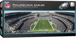 Philadelphia Eagles 1000 Piece Stadium Panoramic Puzzle