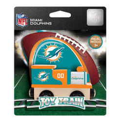 Miami Dolphins NFL Train Engines