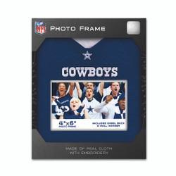 Dallas Cowboys Uniformed Frame