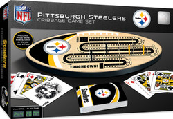 Pittsburgh Steelers Cribbage