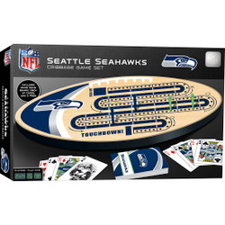 Seattle Seahawks Cribbage