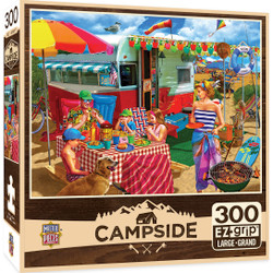Campside - Trip to the Coast 300 Piece EZ Grip Puzzle