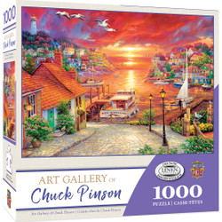 Chuck Pinson Gallery - New Horizons 1000 Piece Jigsaw Puzzle