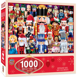 Holiday - Nutcracker Suite 1000 Piece Jigsaw Puzzle