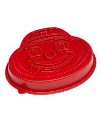 Ohio State Buckeyes Brutus Head Cake Pan with Stand
