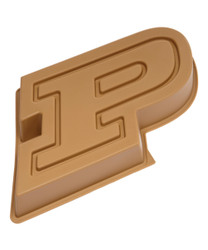 Purdue Boilermakers Cake Pan with Stand