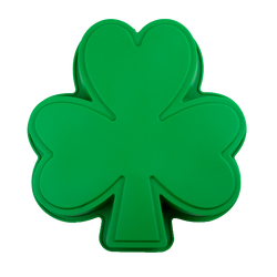 Shamrock Cake Pan with Stand