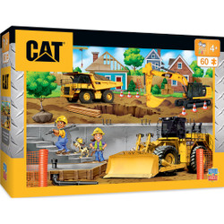 Caterpillar Products - MasterPieces, Inc , Having Fun One Piece at a