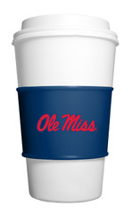 Mississippi Ole Miss Rebels Team Gripz Cup Sleeves