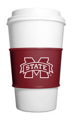 Mississippi State Bulldogs Team Gripz Cup Sleeves