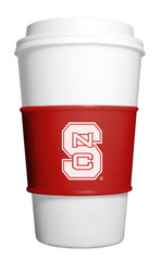 North Carolina State Wolfpack Team Gripz Cup Sleeves