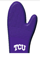 TCU Horned Frogs Oven Mitt or Grilling Glove
