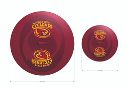 Iowa State Cyclones Tailgate Topperz