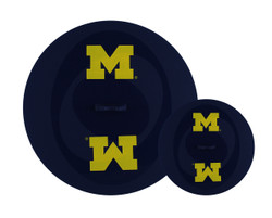Michigan Wolverines Tailgate Topperz