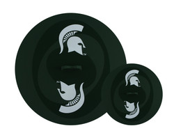 Michigan State Spartans Tailgate Topperz