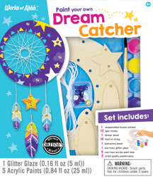 Dreamcatcher Wood Paint Kit
