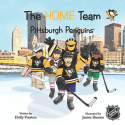 Pittsburgh Penguins Home Team Book