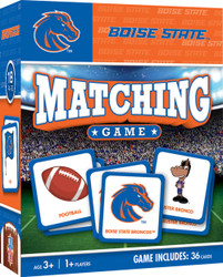 Boise State NCAA Matching Game