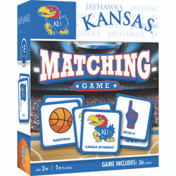 Kansas NCAA Matching Game