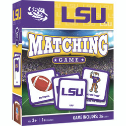 LSU NCAA Matching Game
