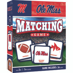 Mississippi NCAA Matching Game