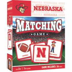 Nebraska NCAA Matching Game