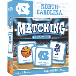 North Carolina NCAA Matching Game