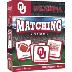 Oklahoma NCAA Matching Game