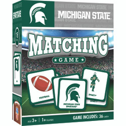 Michigan State NCAA Matching Game