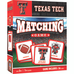 Texas Tech NCAA Matching Game