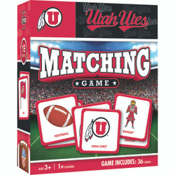 Utah NCAA Matching Game