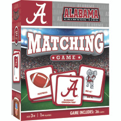 Alabama NCAA Matching Game