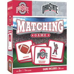 Ohio State NCAA Matching Game