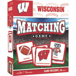 Wisconsin NCAA Matching Game